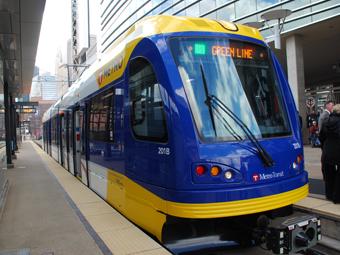 Twin Cities S70 LRT