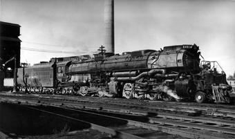 historical 4014 big boy