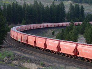 Potash Train Bruce Kelly