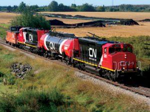 LEAD CN LNG loco set