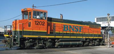BNSF MK 1200G 1990s