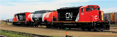 CN LNG Test Set