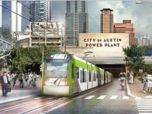 Austin streetcar sim
