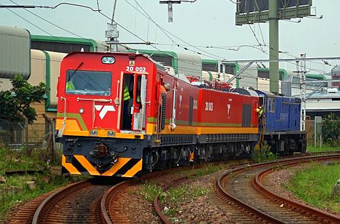 Transnet Electric Locomotive
