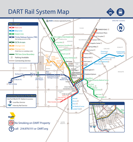 DART delivers - Railway Age on