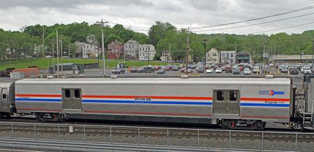 John Sesonske Amtrak 61000