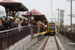 Gold Line Opening