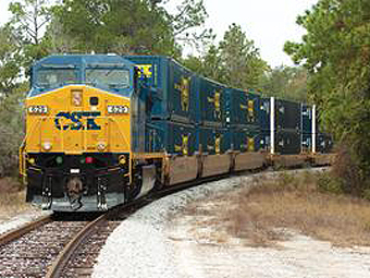 "So what does the ""X"" in ""CSX"" really mean? - Railway Age"