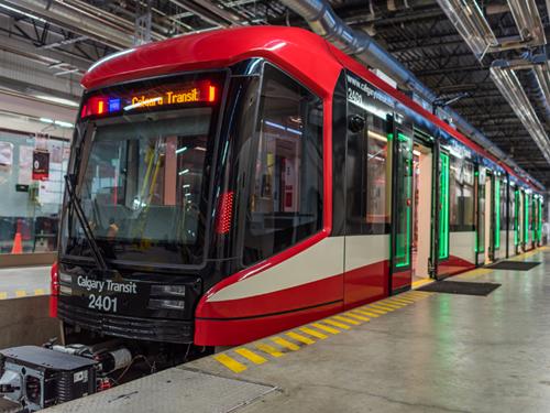 Calgary Transit Calgary IX