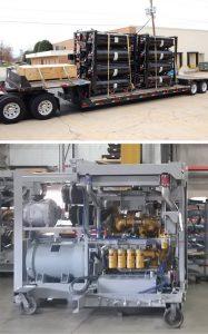 IHB On Board CNG Storage System