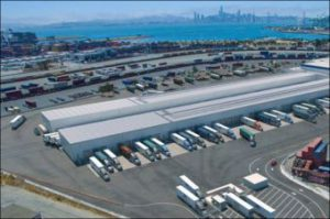 "Port of Oakland looking to ""beef"" up rail infrastructure"