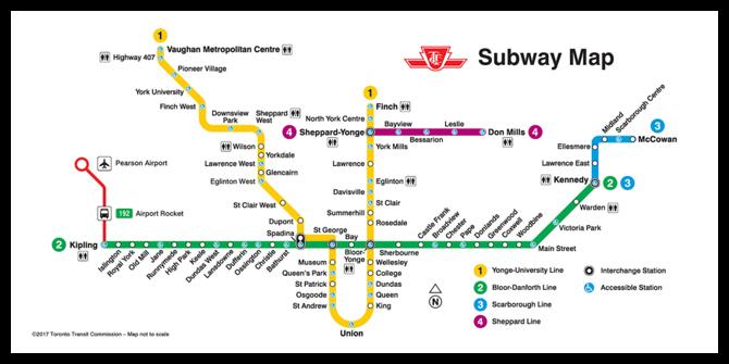 Ottawa Subway Map.Transit Update Toronto And Ottawa Railway Age
