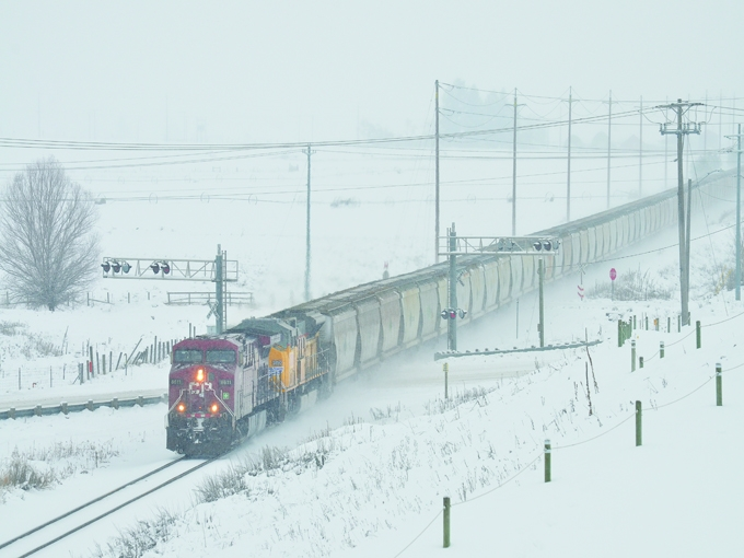 Gearing Up For Winter Railway Age