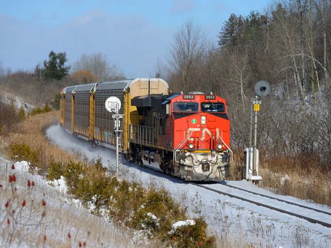 CN places major power order with GE - Railway Age
