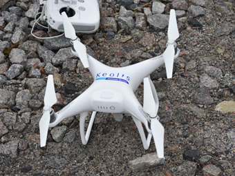 Drone and Controller
