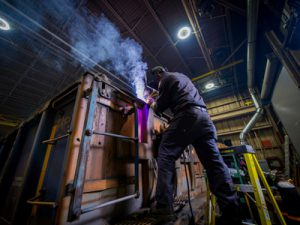 Freight Car Repair