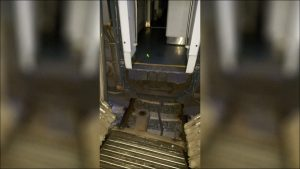 Amtrak Acela break apart