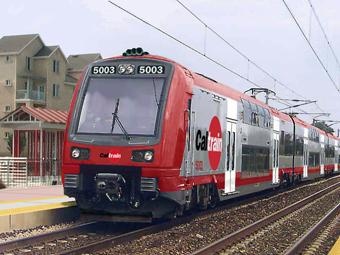 California Senate Boosts Calmod Program Railway Age