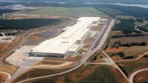 FreightCar America, Cherokee, Ala.