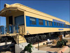 GREX railcar
