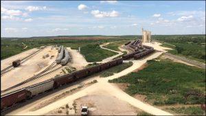 BNSF logistics development