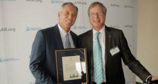 CSX environmental award AAR