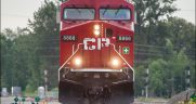 Canadian Pacific locomotive
