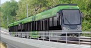 GoTriangle Durham-Orange light rail
