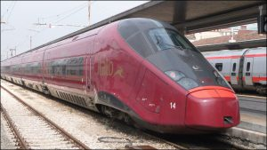 Italo/NTV high speed rail