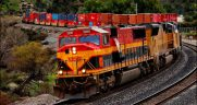 Kansas City Southern locomotive