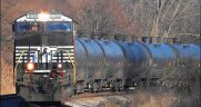 Norfolk Southern tank cars chemicals