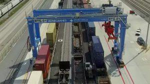 Port New Orleans intermodal