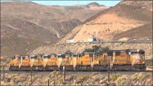 Union Pacific railroad Nevada