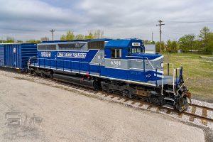 Lake State locomotive