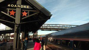 Amtrak Roanoke