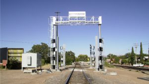 Rail Inspection Portal