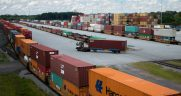 Garden City port intermodal