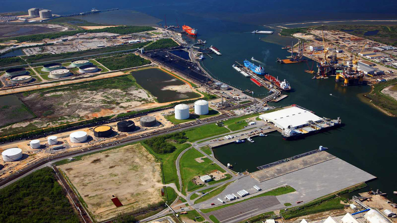 Port of Pascagoula, Miss.