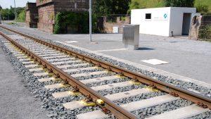 Schenck Process Rail Scale