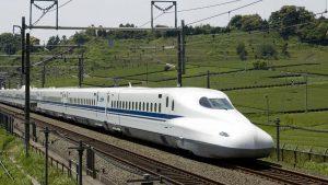 Texas Central Railway bullet train