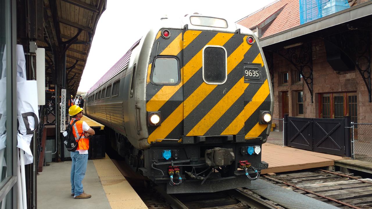 Amtrak Hartford LIne