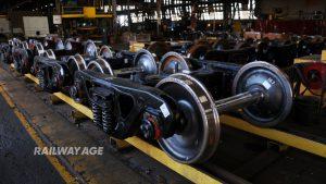 Greenbrier trucks rail