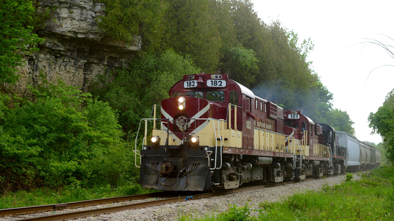 Growth for Guelph Junction Railway - Railway Age