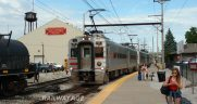 Indiana railroad commuter freight
