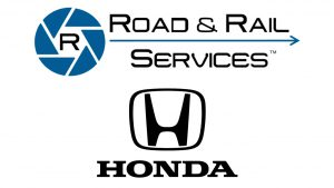 Road & Rail Services logo Honda