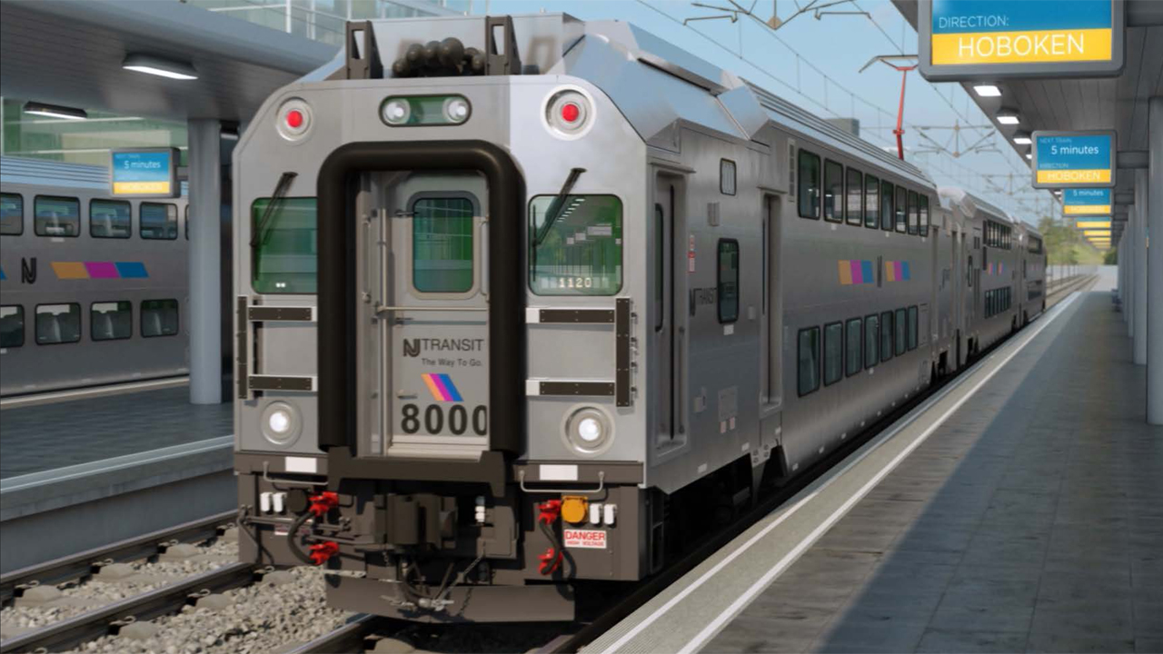 For NJ Transit, another rolling stock innovation - Railway Age