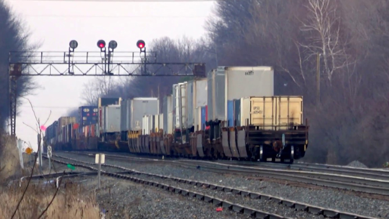AAR: Rail Traffic Still Down - Railway Age