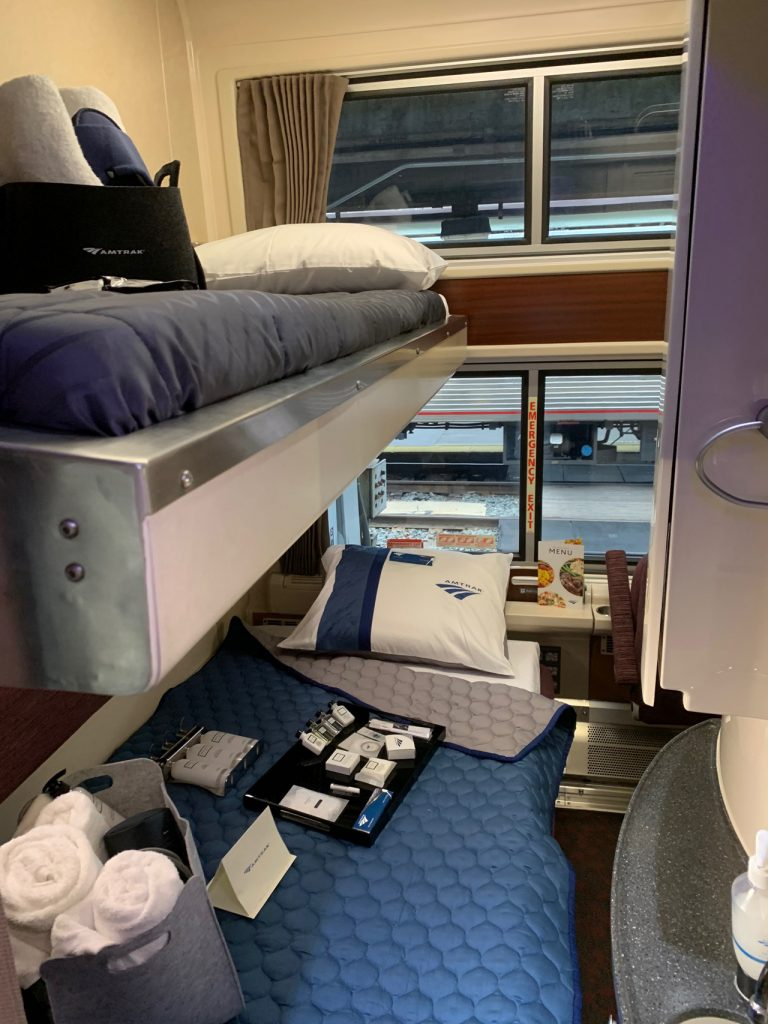 Amtrak Reveals Acela Long Distance Train Upgrades Railway Age