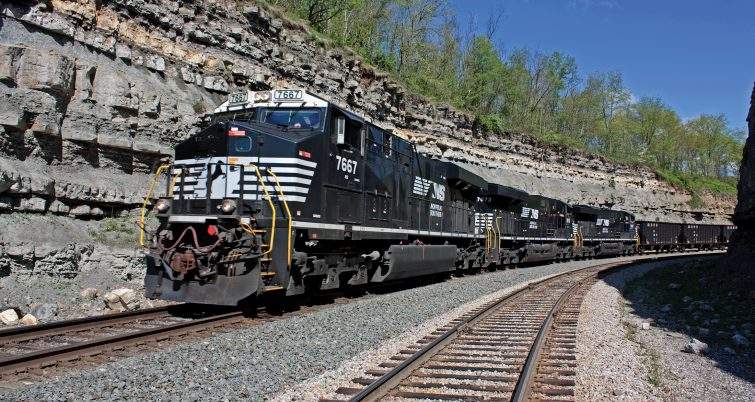 """Norfolk Southern Executive Train"" by StonePhotos 