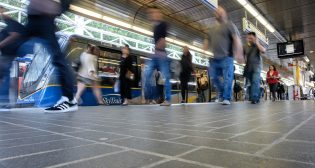 The 5.7-kilometer (3.5-mile) Broadway Subway Project will extend from the SkyTrain Millennium Line's existing VCC-Clark Station to a new station at Broadway and Arbutus.